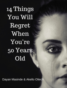14 things you will regret